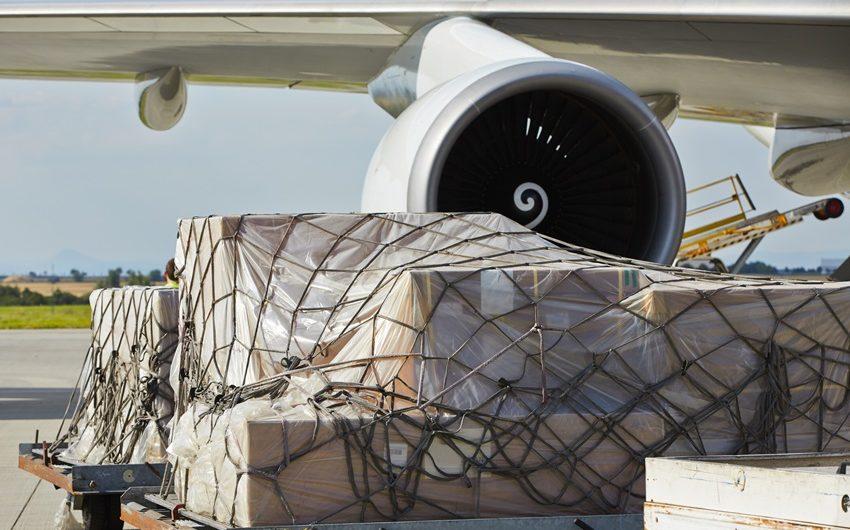 Luftfracht-Turbulenzen an chinesischen Flughäfen