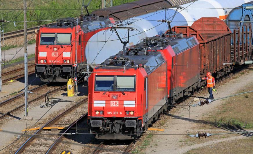Deutsche Bahn: Erneuter Stillstand im Güterverkehr