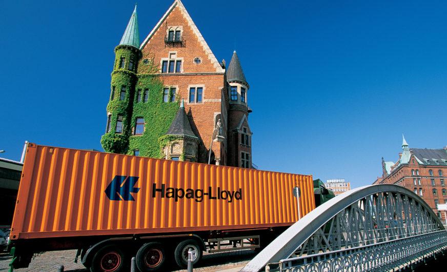 Hapag-Lloyd ordert weitere 75.000 Standardcontainer