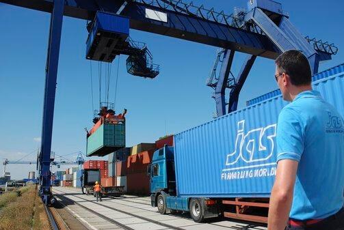 JAS Worldwide übernimmt Greencarrier Freight Services