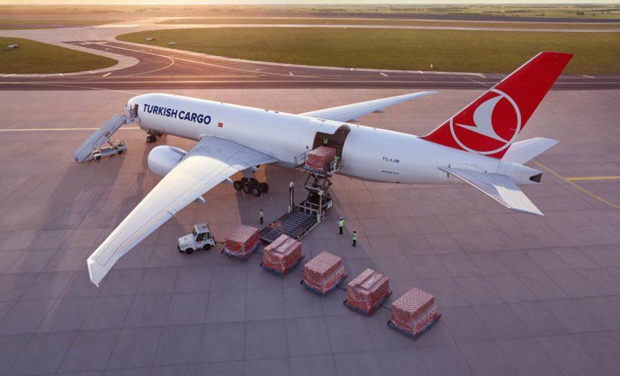Turkish Cargo: Stetes Wachstum in Europa