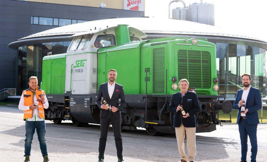 Land Salzburg: 2 Mio. Euro für Anschlussbahnen