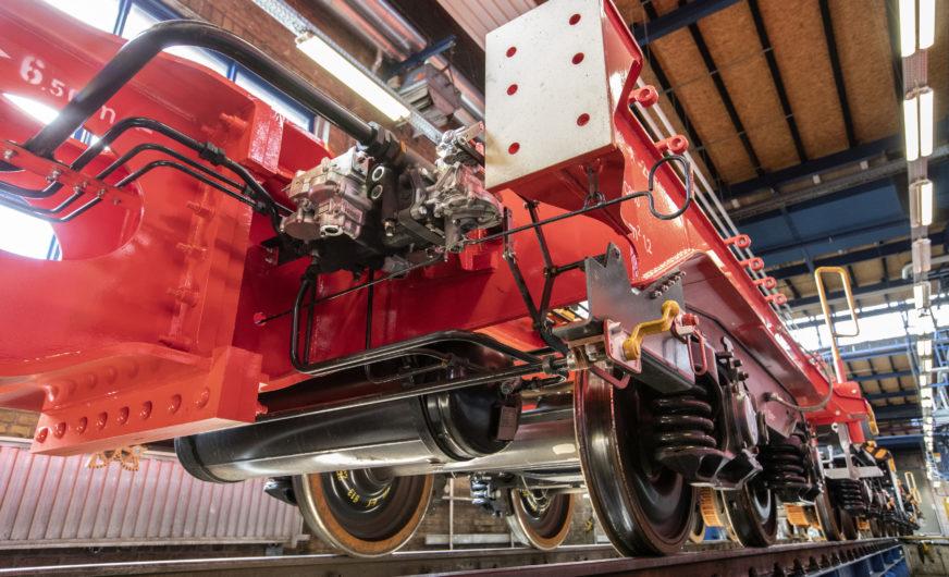 "VTG: Neues Transportkonzept ""Modular Solutions"""