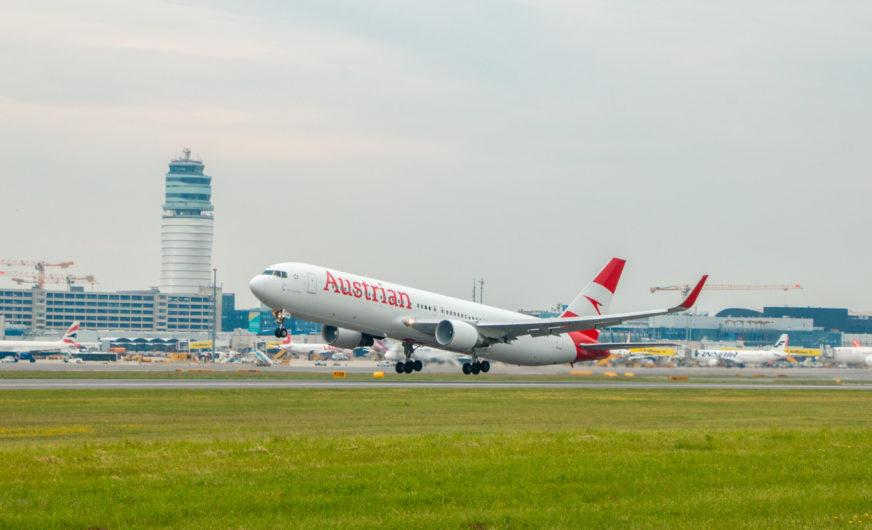 Wien-Montreal vor Rückkehr im Austrian Streckennetz