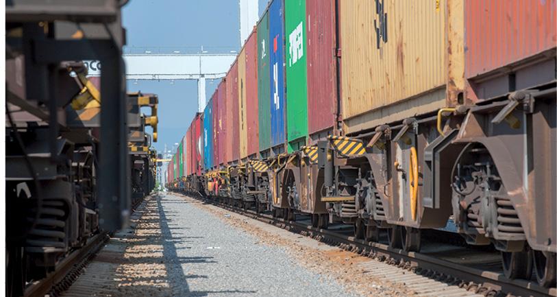 """""""Iron Silk Road"""": Jetzt noch mehr cargo-partner Verbindungen"""