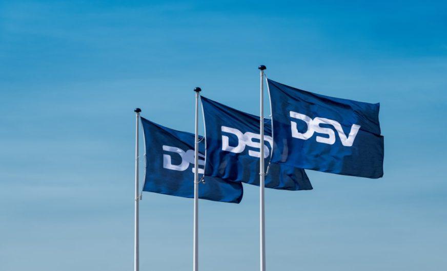 DSV Panalpina A/S wird jetzt zu DSV A/S