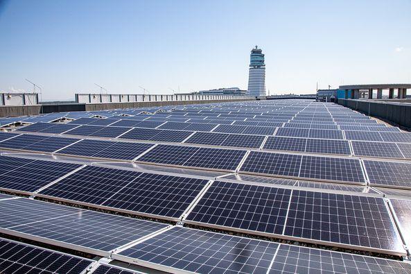 Flughafen Wien: Fortsetzung der Klimaschutzoffensive
