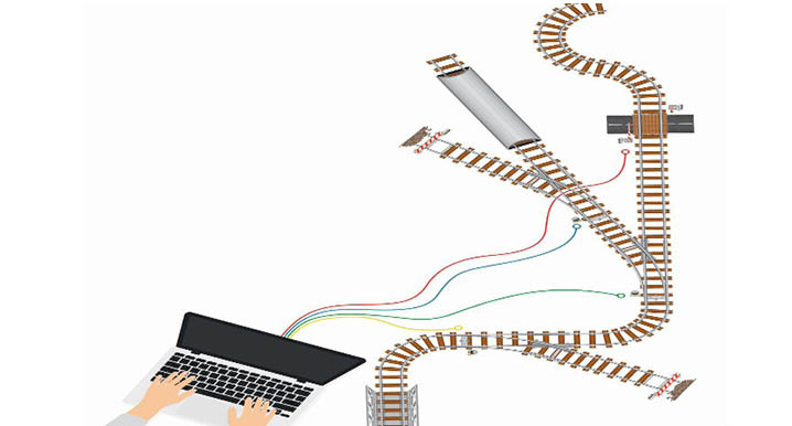 LogServ: Stellwerkstechnik für die ÖBB-Produktion