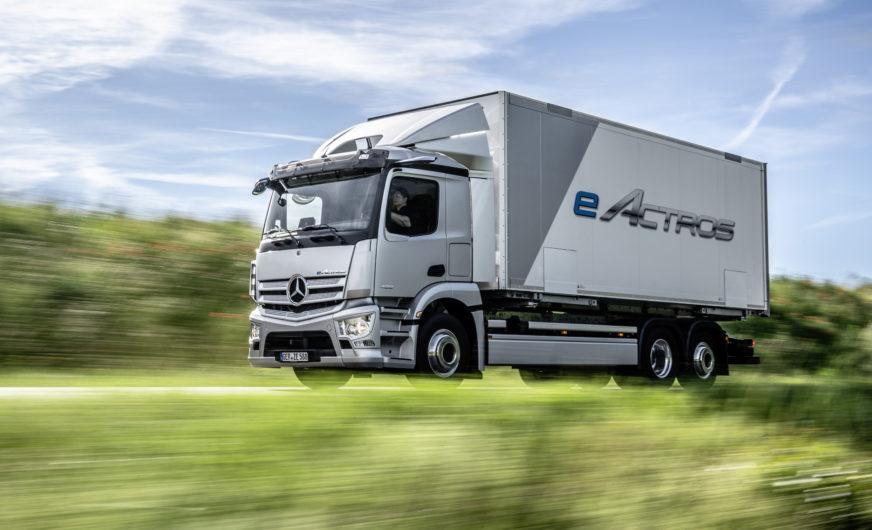 Daimler Truck startet mit der Zukunft der Lkw-Produktion