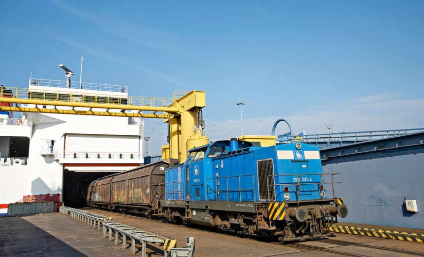 DB Cargo setzt weiter auf Bahnfähren der Stena Line