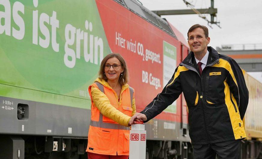 DHL nutzt verstärkt das Angebot von DB Cargo