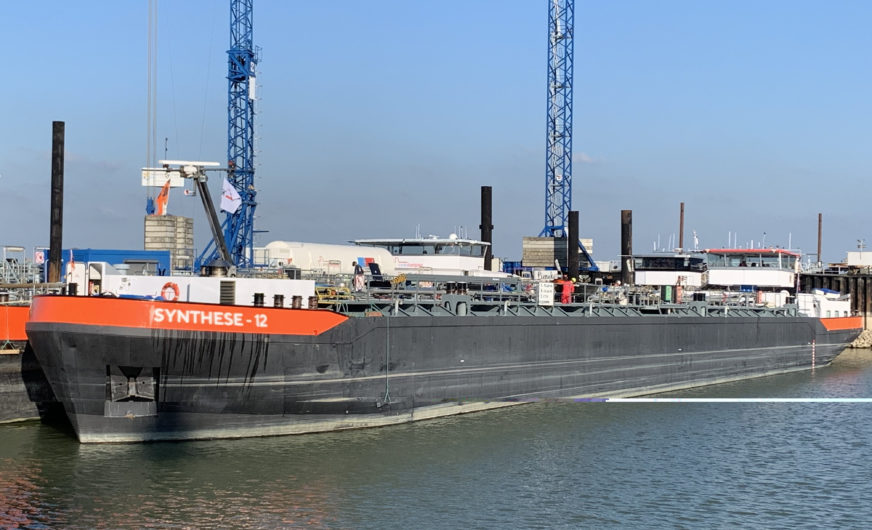 HGK Shipping: Neuzugang in der Edelstahltankflotte