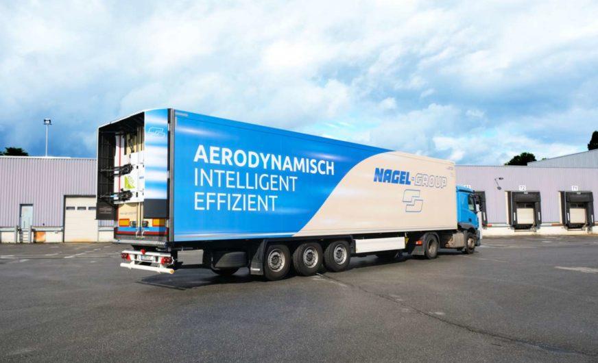 Nagel Group: Sattelzüge mit Fokus CO2-Reduktion