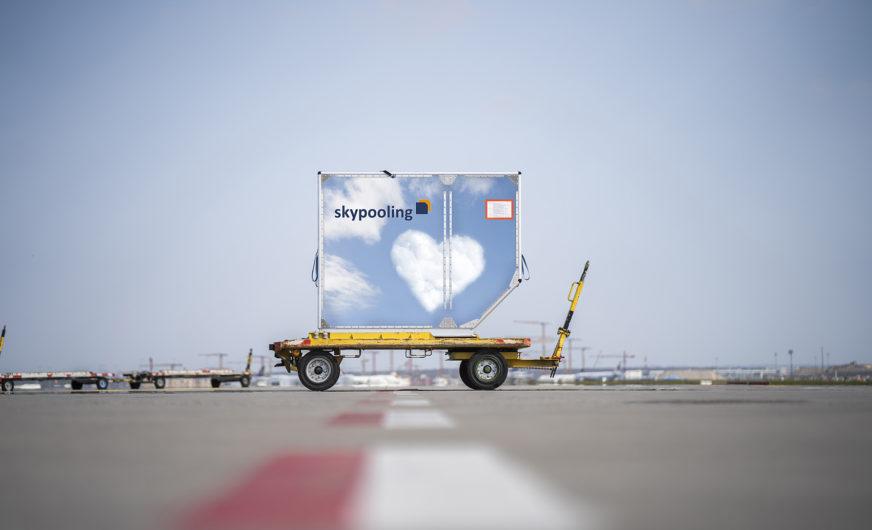 Skypooling: Nachhaltigkeit für den Luftfrachtverkehr