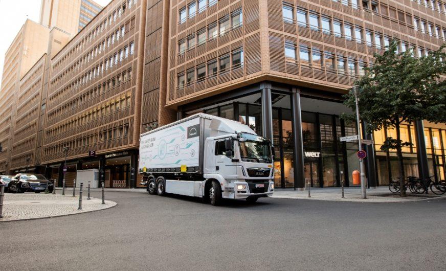 Transportbranche drängt auf Förderung neuer Technologien